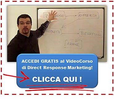"Video Corso Gratuito e VideoSeminario ""I Segreti del Marketing Automatico"""