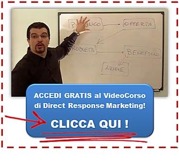 """Video Corso Gratuito e VideoSeminario """"I Segreti del Marketing Automatico"""""""